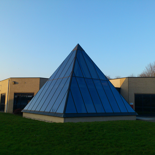 5 Piramide - Pyramid Hoorn - W Sibum 2014 web