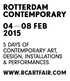 Rotterdam Contemporary Art Fair 2015