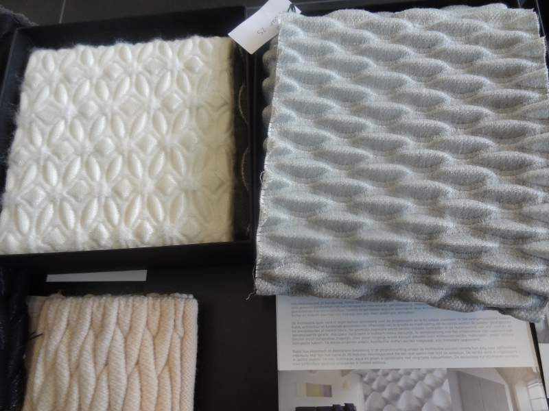 Gaca, Acoustic fabrics