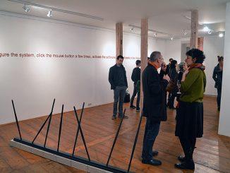 Su-Ran Sichling und Niels Post @ Raskolnikow, Dresden