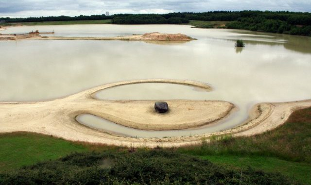 Broken Circle, Spiral Hill
