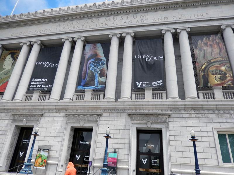 Gorgeous @ Asian Art Museum of San Francisco