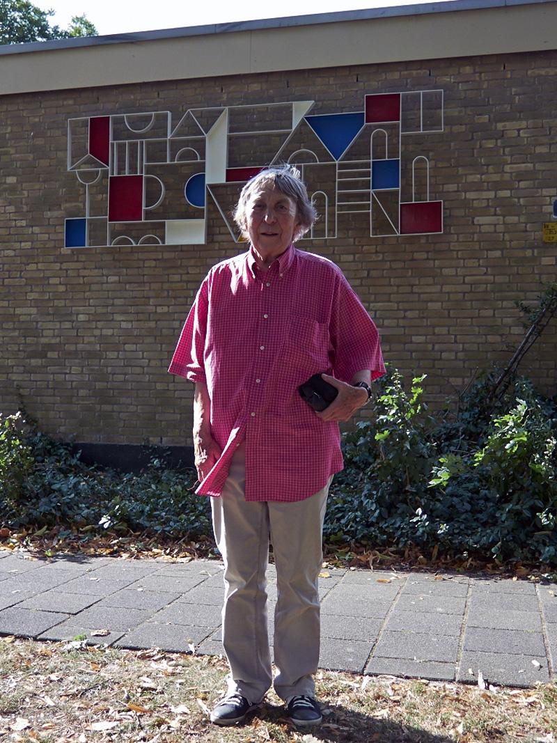 Christa van Santen gerestaureerd