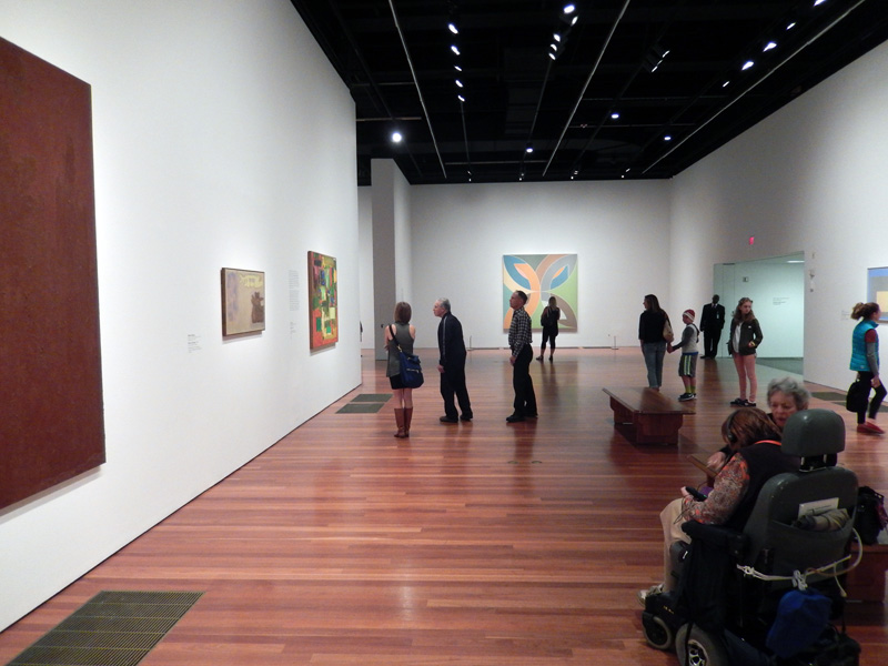 Modernism from the National Gallery of Art: The Robert & Jane Meyerhoff Collection @ De Young Museum