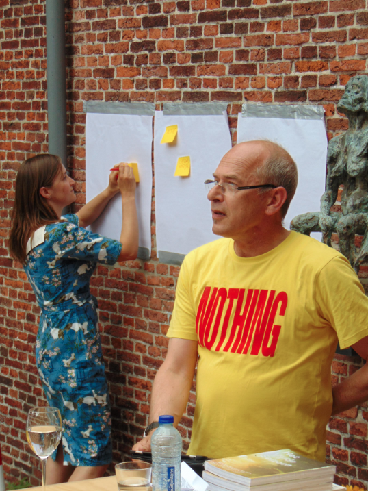 Jantine Wijnja : Brainstorm