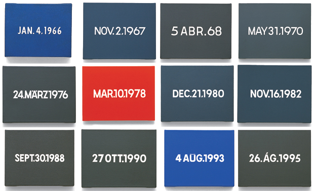 On Kawara overleden