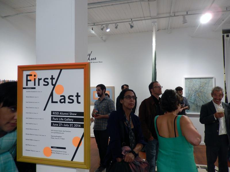 First / Last – RISD Alumni Show @ Park Life