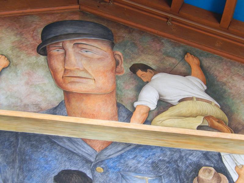 Diego Rivera @ SFAI