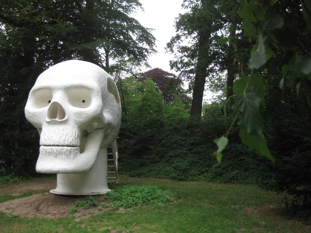 'Vrijstaat' Atelier Van Lieshout @ Kasteel Keukenhof 2