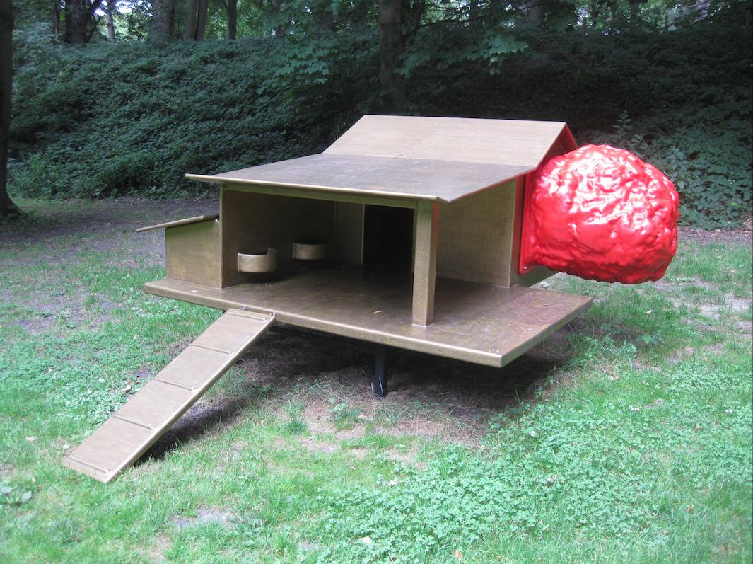'Vrijstaat' Atelier Van Lieshout @ Kasteel Keukenhof 3