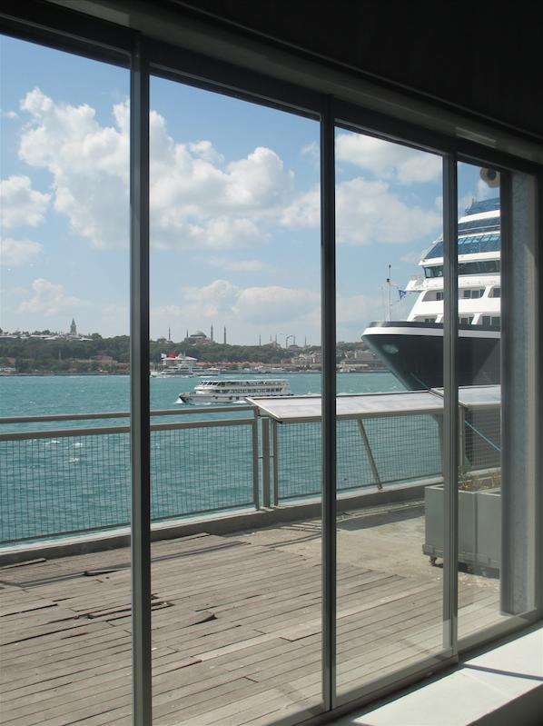 Istanbul Modern : Bosporus