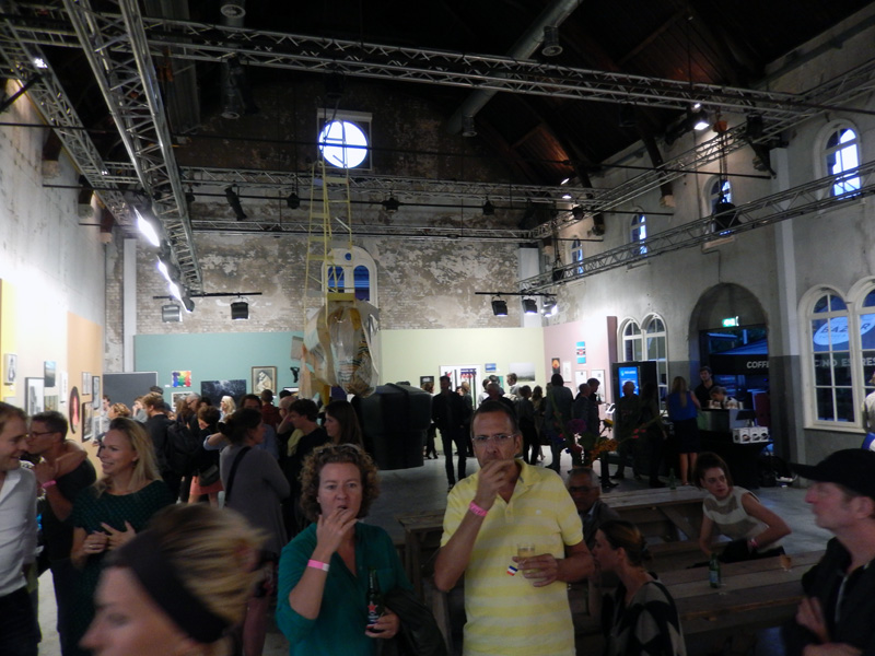 We Like Art @ Westergasfabriek 2014