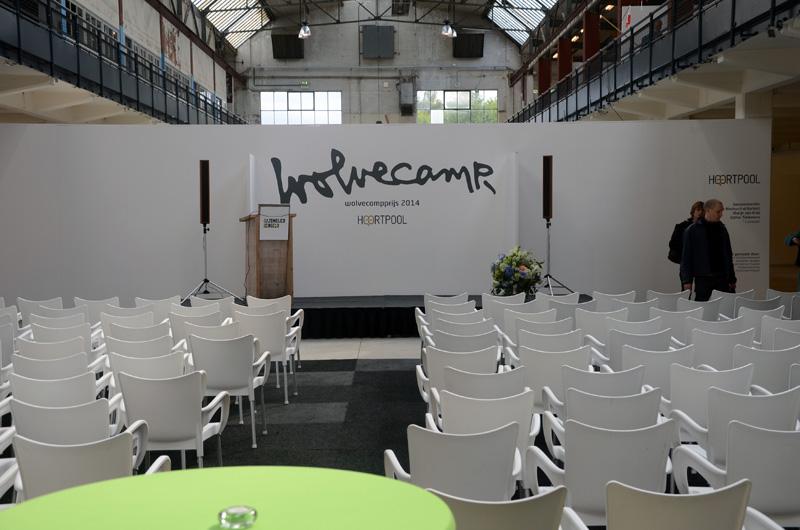 Wolvecampprijs 2014