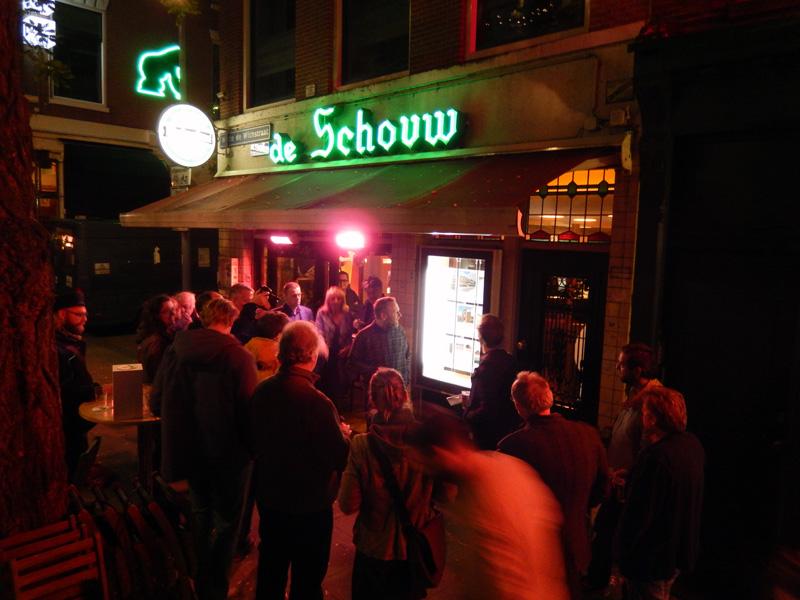 Sander van Wettum @ De Aanschouw