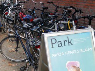 Maria Hemels Blauw @ Park