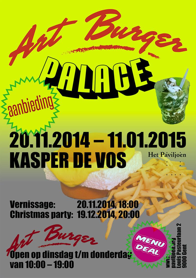 Kasper de Vos @ Paviljoen