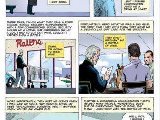 Russ Heath over Roy Lichtenstein