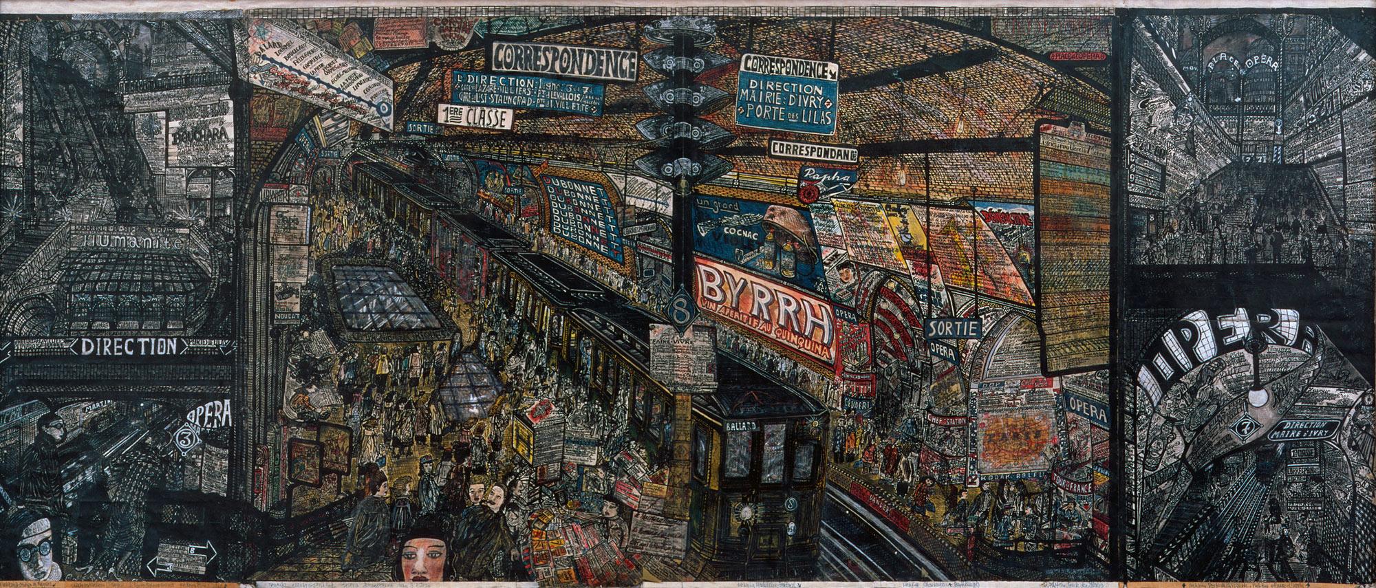 Geordende chaos: over het leven en werk van Willem van Genk