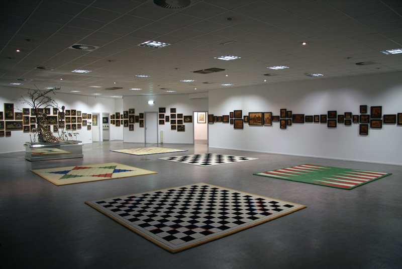 Rob Scholte Museum _ Grote zaal _ Trendbeheer