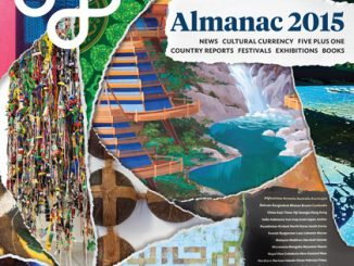 ArtAsiaPacific Almanac 2015