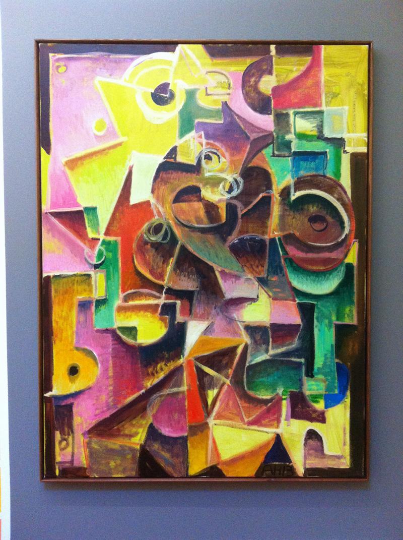 Anton Henning Great Hits bij Tim Van Laere Gallery