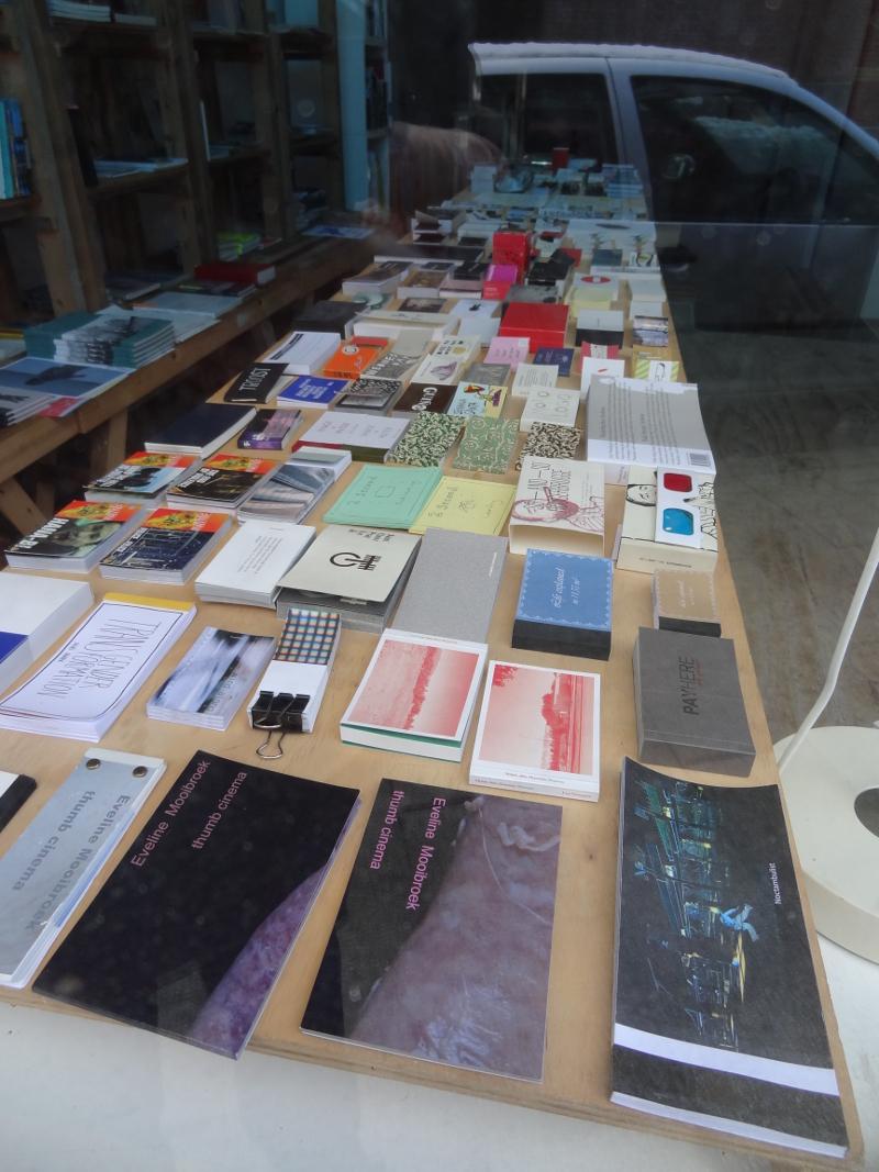 Kunstboeken @ Art Rotterdam 2015