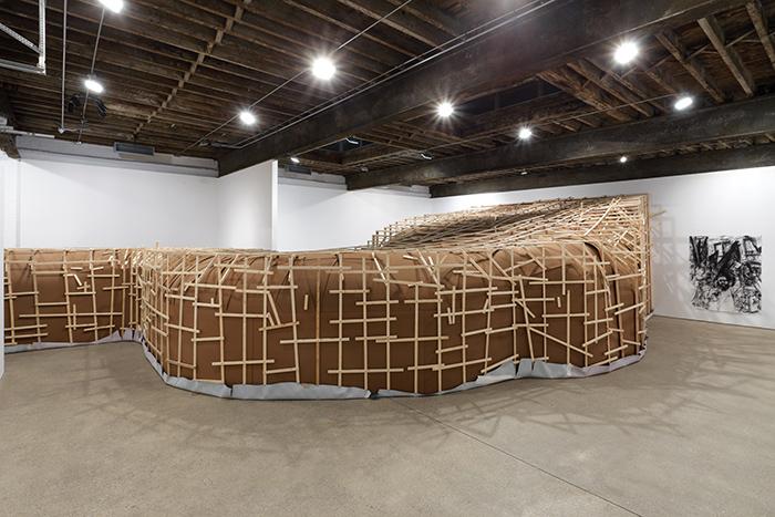 Erik van Lieshout @Anton Kern Gallery, NY
