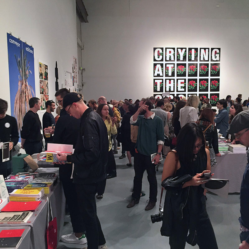 La art book fair 2015 for Craft fairs in louisiana