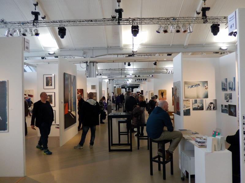 Rotterdam Contemporary Art Fair, 2015.