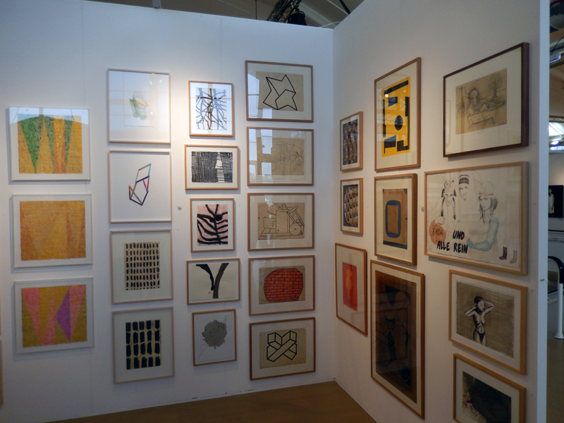 Rotterdam Contemporary Art Fair, 2015.