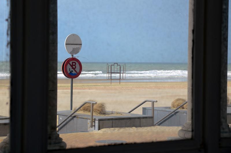 De Zee, Salut d'honneur Jan Hoet Oostende (2)