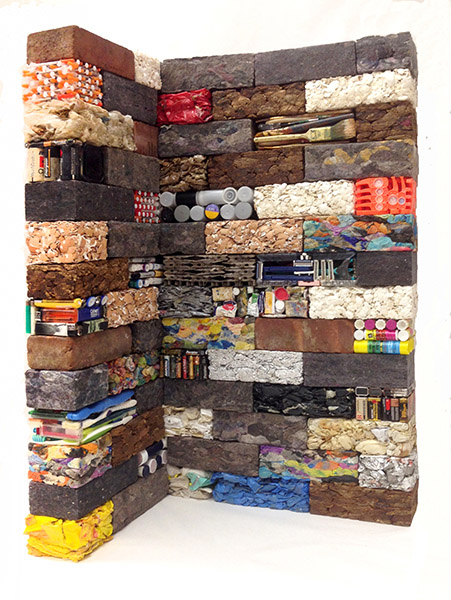 Frieze-Jeffrey-Allen-Price-wall_of_brickolages_full_test_install_6_20_14