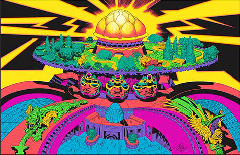 Jack Kirby, Lord of Light posters