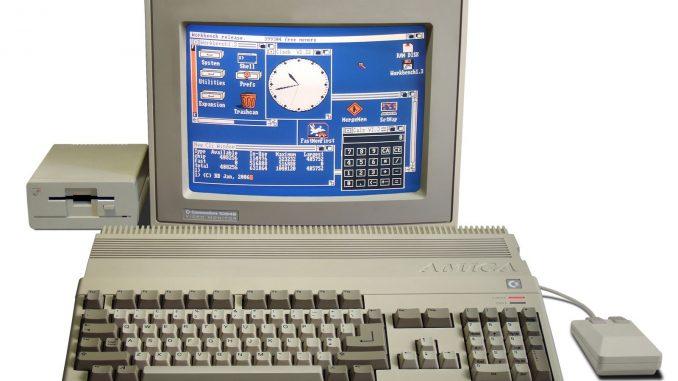 Voor al uw luchtbehandeling, Commodore Amiga