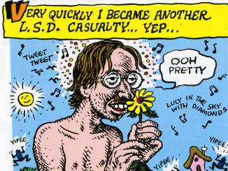 Crumb over LSD