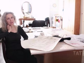 Kiki Smith @ TateShots