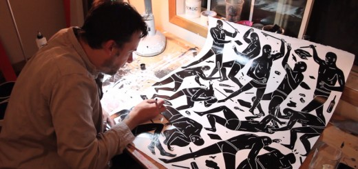 Cleon Peterson @ The Creative Lives