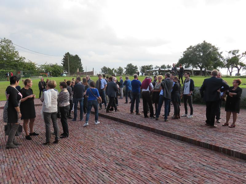 'Reset Home' Gert Robijns - De opening 4 okt 2015