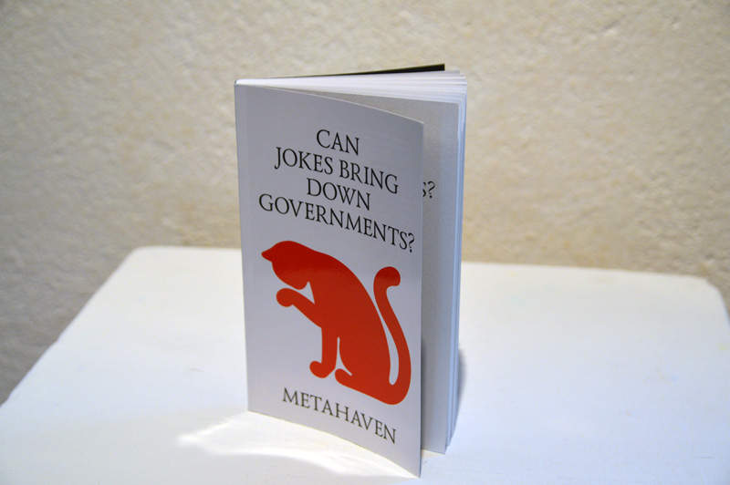 Canned Laughter - Humor in Crises