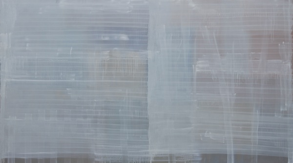 Symmetries of fertility, oil on canvas, 160x320 cm, 2013 georg meertens