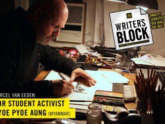 Writer's Block Festival Den Haag