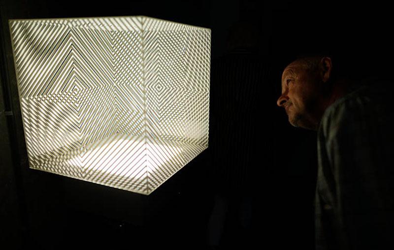 Lichtjaren @ Kunstfort Vijfhuizen