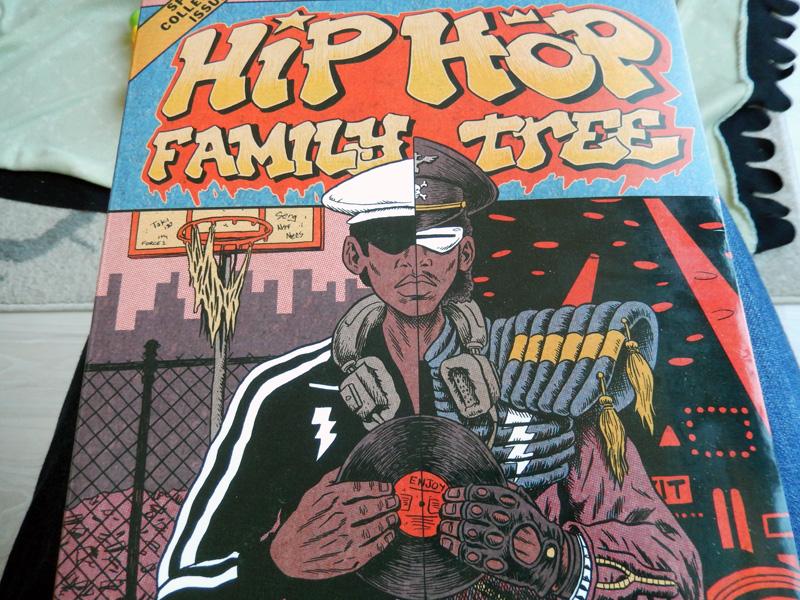 Ed Piskor, Hip Hop Family Tree