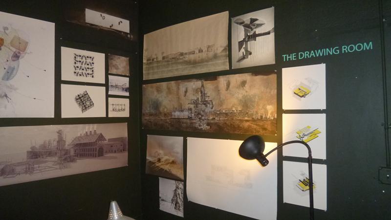 LALALAND, gallery crawl