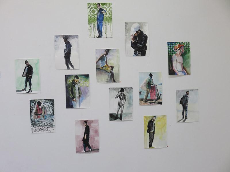 Nour-Eddine Jarram 'All Untitled'  2015