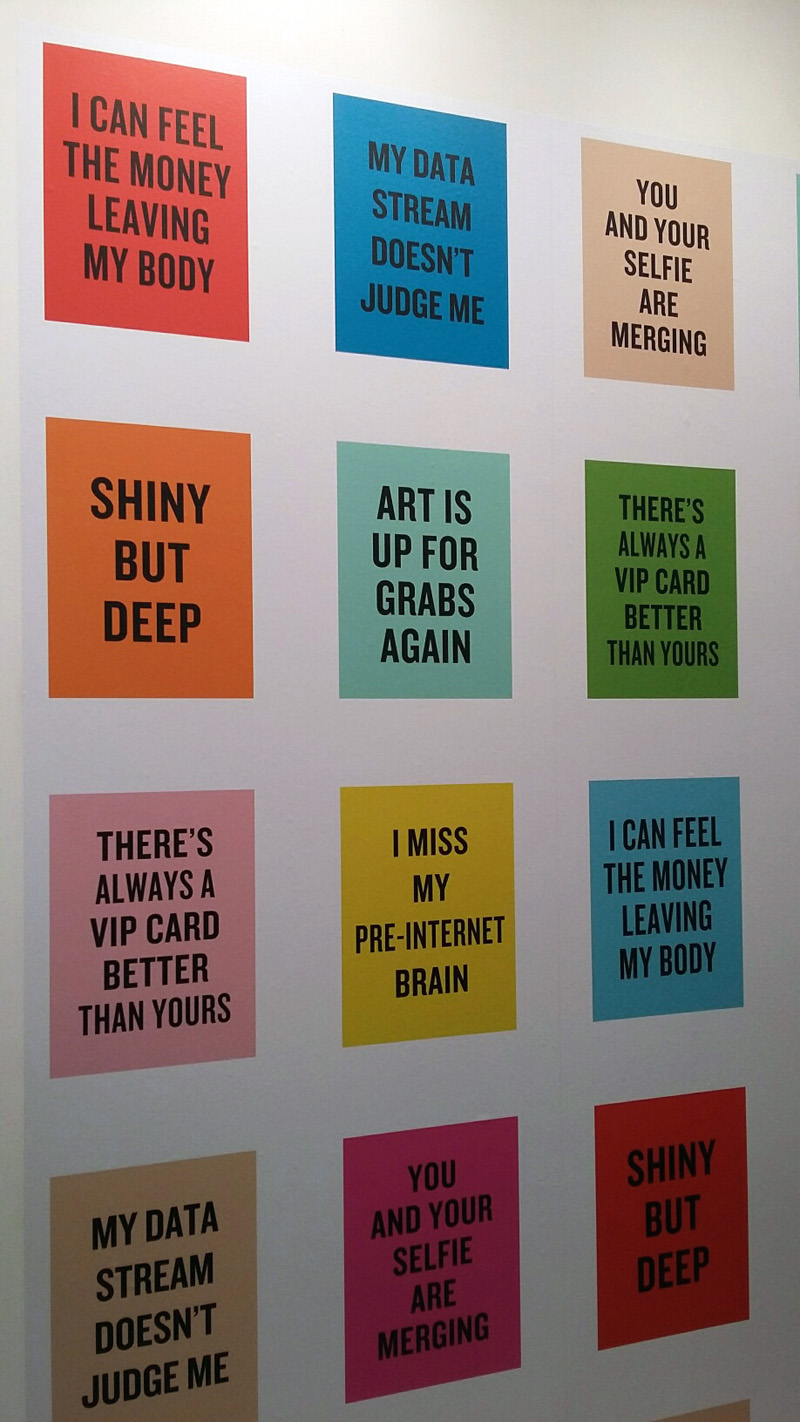 Armory Show open