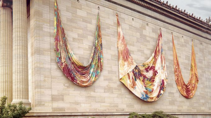 Beer with a Painter: Sam Gilliam