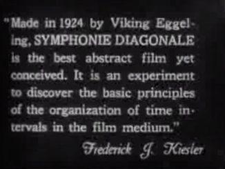 Vroege meesters van de abstracte film (Hans Richter & Viking Eggeling)