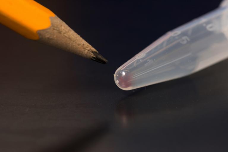 Uw DNA als beeldbank