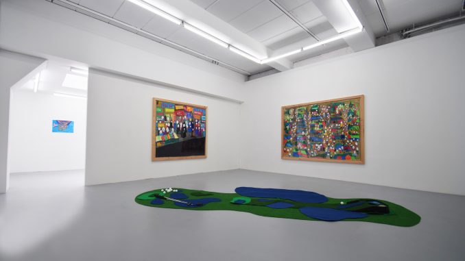 Abner Preis @ Harlan Levey Projects